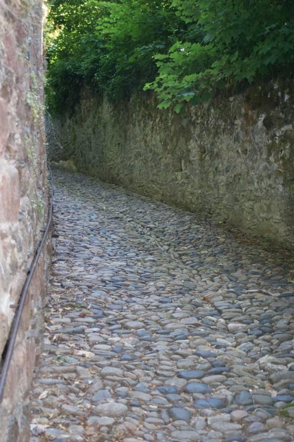 Rue noire